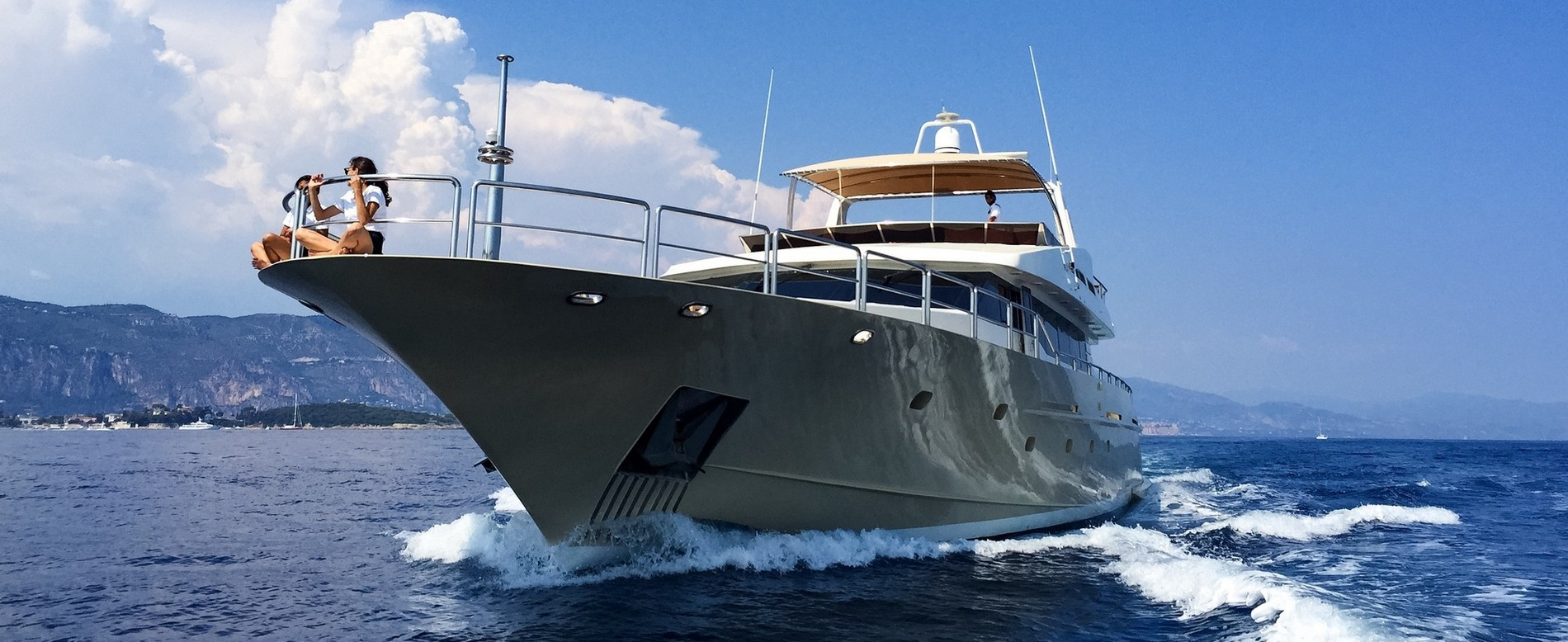 Aegean Builder 31 m (102 ft)
