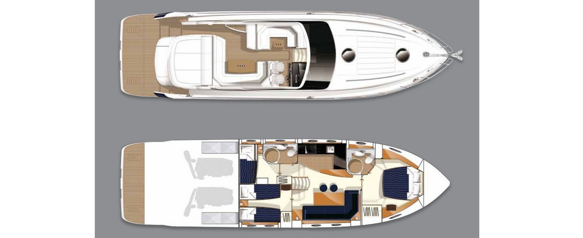 Princess 17 m (56 ft)
